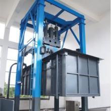 中成环保供应地埋式垃圾中转站设备 垂直式垃圾中转站压缩设备生产厂家