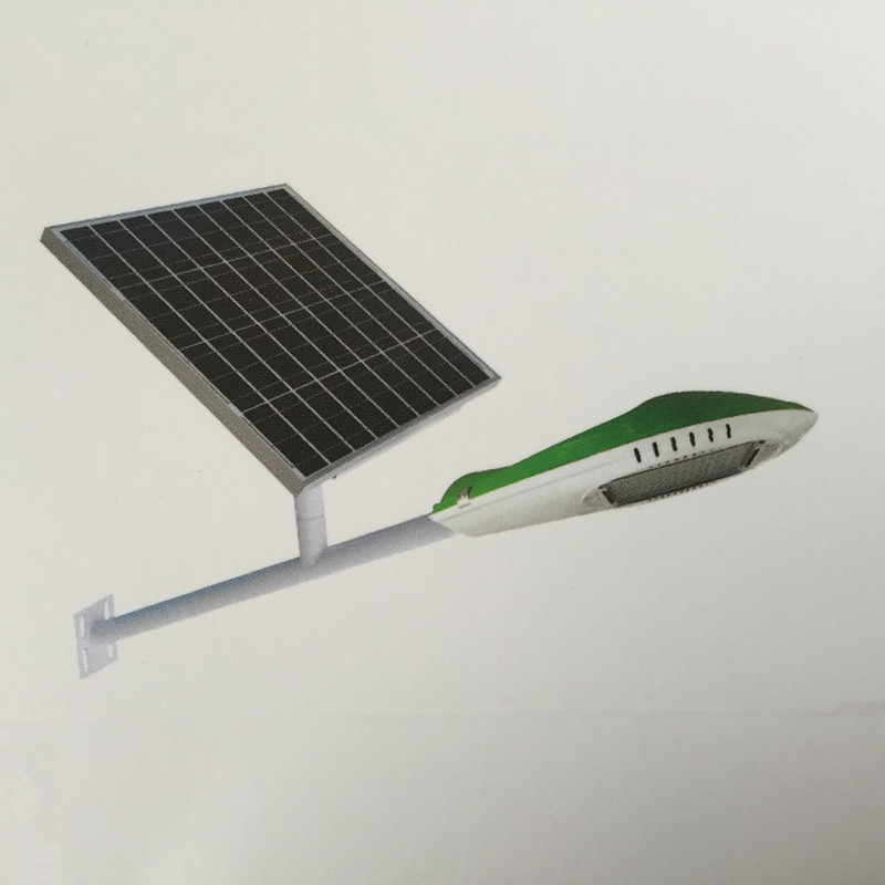 长秦飞机款太阳能LED一体化路灯价格 LED太阳能路灯厂家批发