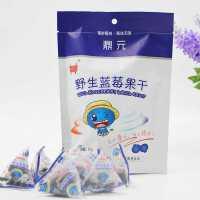 蓝莓果干_鼎元健康零食_东北特产