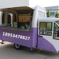 多功能冷饮车冰淇淋车