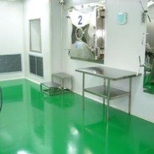 北京电子净化工程食品厂房设计洁净室装修无尘车间报价图片