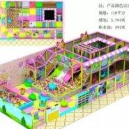 太原儿童游乐园设备海洋球池图片