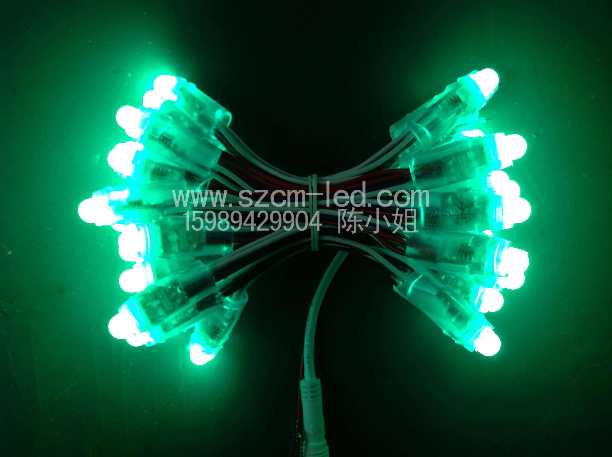 深圳龙华厂家生产LED全彩喷绘屏光源