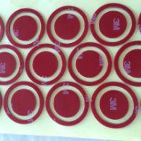 3M红色VHB双面胶 亚克力胶垫