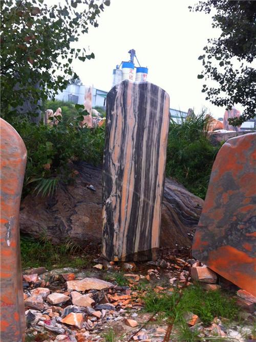 南阳市小型风景石 小型风景石供应商 南阳小型风景石