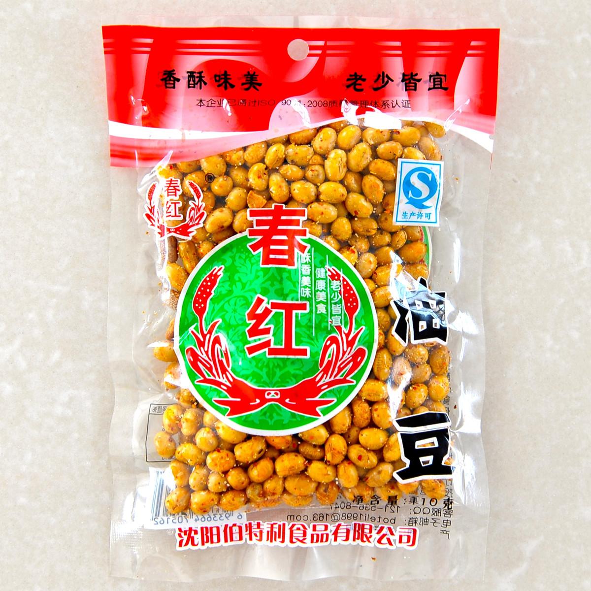 沈阳春红香酥豆110厂家直销
