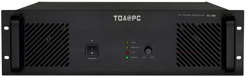 纯后级广播定压功放供应商PC-1000A  YAMAHA调音台