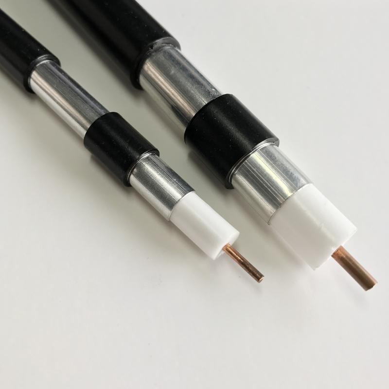 RG6射频同轴电缆厂家RG6有线电视线_RG6物理发泡同轴电