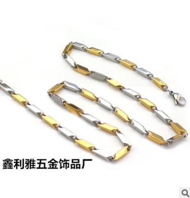 不锈钢棍子链图片/不锈钢棍子链样板图 (3)