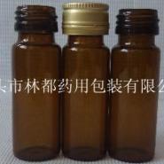 10ml棕色口服液瓶图片