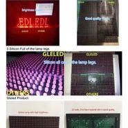 户外超高亮LED油价牌显示屏图片