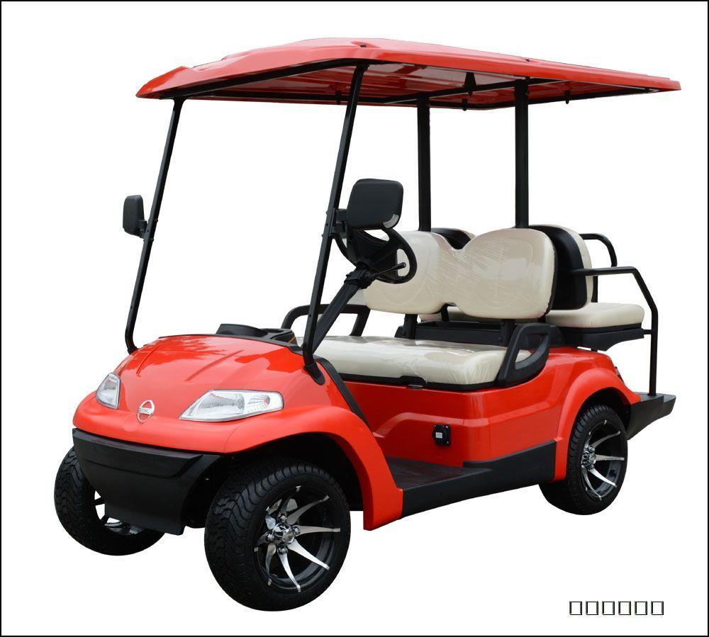 高尔夫观光车图片/高尔夫观光车样板图 (4)