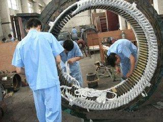 电风扇用电动机常见故障的维修零部件的维修更换