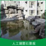 人工湖塑石景观 塑石景观设计 人工湖装修设计人工湖造景施工