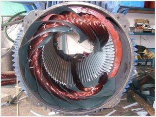 电机轴瓦图片/电机轴瓦样板图 (3)
