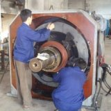 广州电机换向器片间短路故障的修理