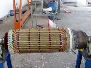 广州电机集电环短路装置故障的修理各类进口电机维修