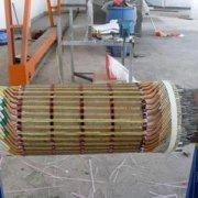 广州电机集电环短路装置故障的修理