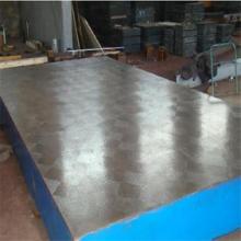 泊头建丰铸铁检验划线平板厂家直销焊接钳工装配实验维修平台一应俱全批发