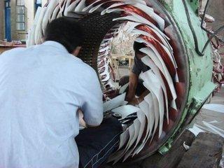电机轴瓦图片/电机轴瓦样板图 (2)
