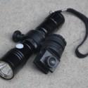防水防摔led充电巡检电筒图片