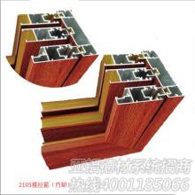 亚铝德材系统门窗铝合金2105系列推拉窗防紫外线批发