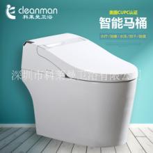 智能座便器一体式电马桶遥控全自动冲水即热 多功能移动按摩清洗