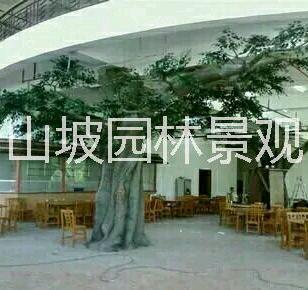 室内仿真树图片