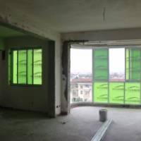 装饰装修成品保护膜厂家无纺布窗户保护膜 地板地砖成品保护印字