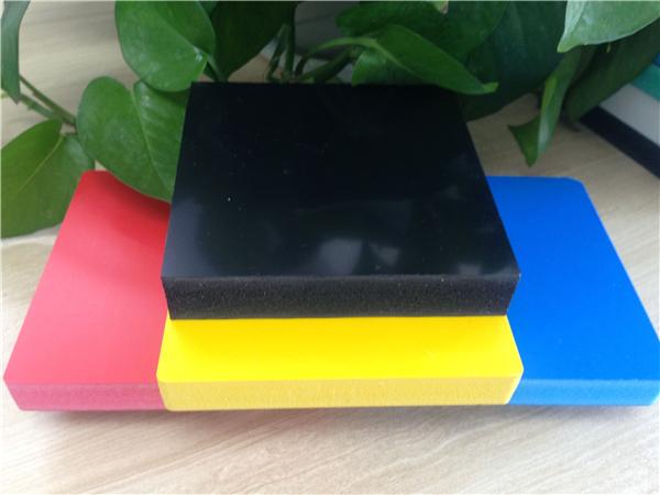 天津鑫蒂牌18mm彩色PVC广告板专业生产厂家  天津鑫蒂18mm彩色PVC广告板