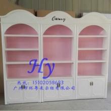 木制化妆品陈列柜展示柜