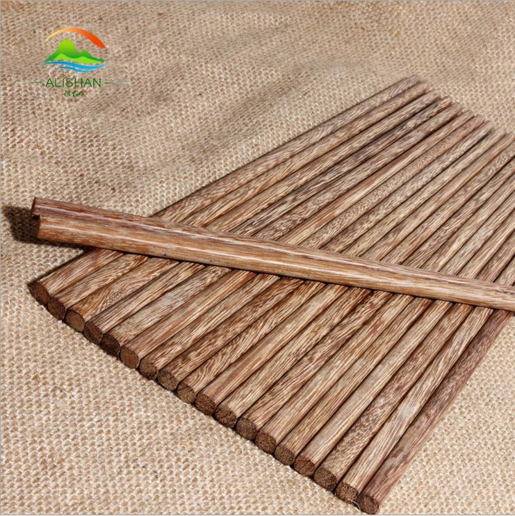 阿里山可定制雕刻木筷子无漆无蜡  鸡翅木筷子