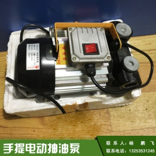 12v,24v手提电动抽油泵图片