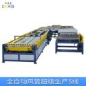 科瑞嘉全自动风管超级生产5线图片