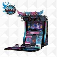跳舞机模拟游艺体感音乐游戏机图片