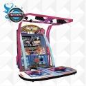 跳舞机模拟机音乐机炫舞世纪新款大型游艺机大型游戏机电玩设备厂家