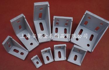 铝型材连接件角铝销售