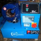 郴州液压油管压管机 1-8寸胶管扣压机