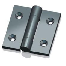 HL7575不锈钢重型合页铸造合页重型承重铰链批发