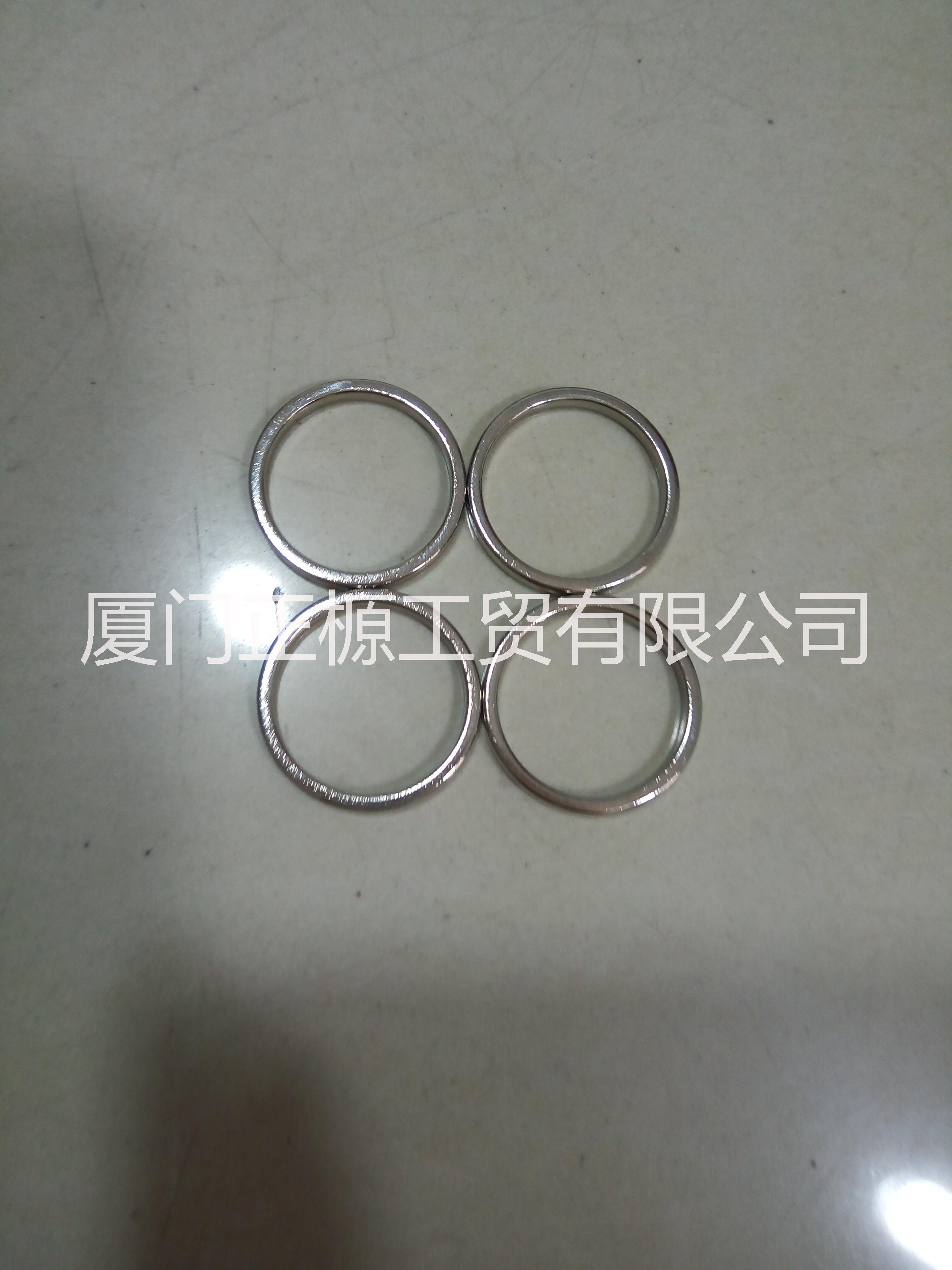 钕铁硼磁环 钕铁硼磁铁 钕铁硼 镀锌 镀镍  钕铁硼磁环有永磁生产