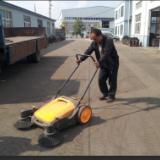 【山东】莱西金叶食品厂选择合美清 合美手推式扫地机 合美手推式扫地机,手推式洗地机