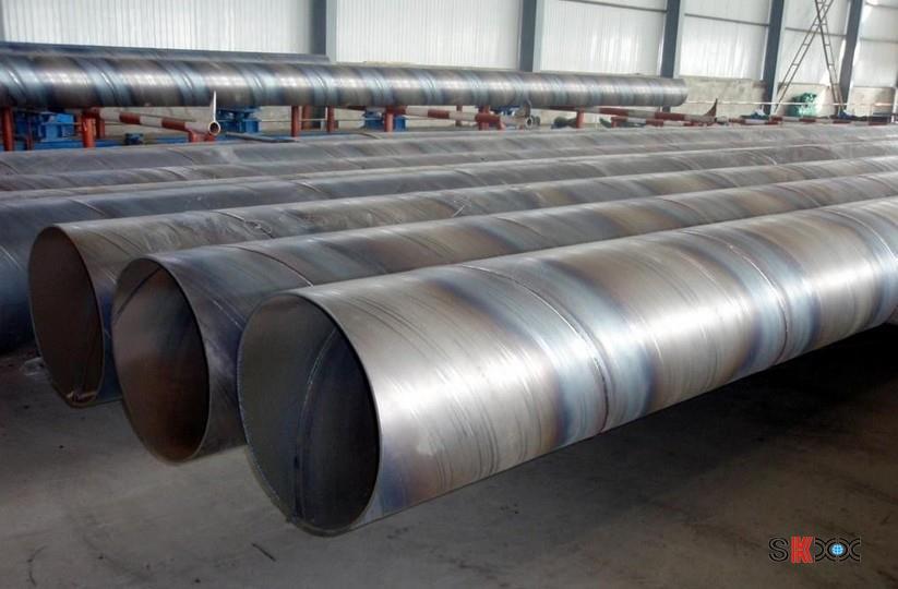 潍坊热力管道螺旋钢管219*6,潍坊热力管道螺旋钢管报价