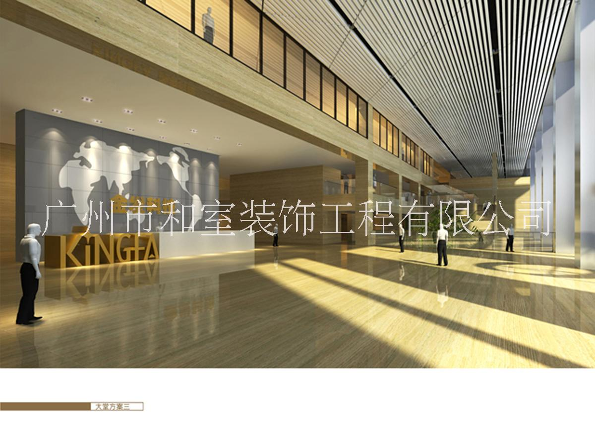 广州科技展厅、办公室设计专业公司
