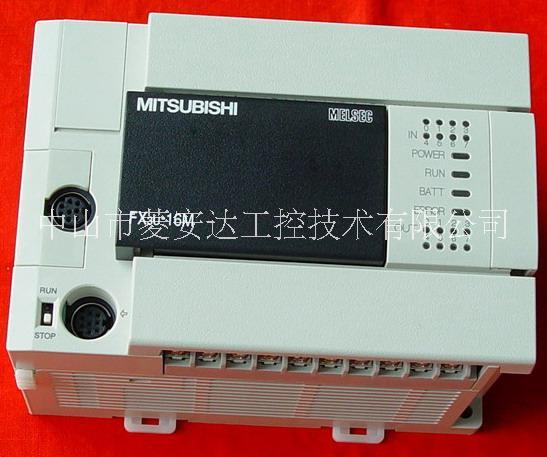 供应中山三菱PLC   三菱FX3U-64MR-ES