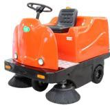 中联水泥选择合美驾驶式扫地机是偶然中的必然,合美HM1350,