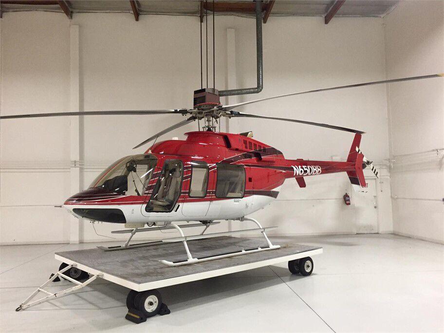 厦门直升机航拍航测 物探巡线