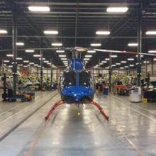 长沙直升机航拍航测 物探巡线