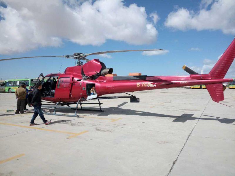 平顶山直升机航拍航测 物探巡线