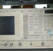爱德万R3754A网络分析仪图片
