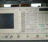 爱德万R3754A网络分析仪
